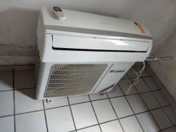 Ar condicionado split 12.000btus Instalado