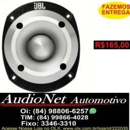 Super Tweeter Profissional 150w Rms Jbl Selenium St400 Trio Carro Automotivo Som Potencia