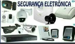 Segurança eletrônica instalação e manutenção
