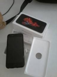 IPhone 6s 16gb vendo ou troco
