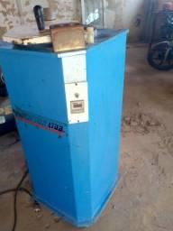 Prensa sorveteira automática