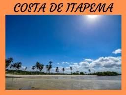 Lotes , Condomínio fechado , Praia Privativa , Entrada Facilitada , Parcelas R$ 557,00
