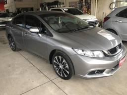 Honda Civic LXR 2.0 2014/15 61.000km único dono - 2015