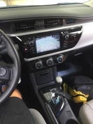 Vendo Corolla GLI18 cvt 2017 baixa km Cautelar Aceito troca - 2017