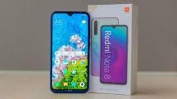 Celular Xiaomi Note 8 White 64 GB