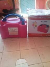 Compressor de baloes
