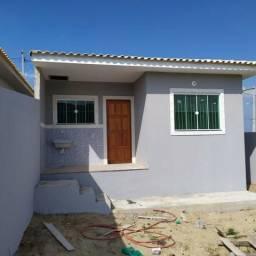 Linda casa por 165mil - Aceita Financiamento - Canellas City - Iguaba
