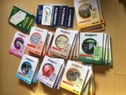 Coleção livros vestibular