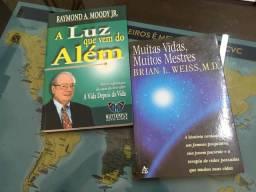 Dois livros espíritas