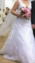 Vestido de Noiva + Vestido de Festa (Parcelo no Cartão sem juros)