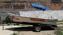 Barco Corisco 500