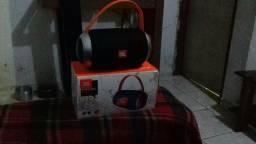 Caixa De Som Portable Bt Speaker JBL Tg112