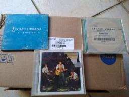 3 álbuns legião urbana