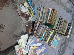 Cartão telefônico coleção