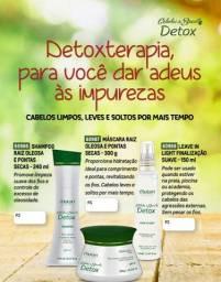 Kit Capilar Detox Hidratação 3 unid