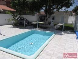 Casa para alugar com 2 dormitórios em Ingleses do rio vermelho, Florianopolis cod:467