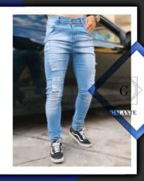 Calças Jeans - promoção