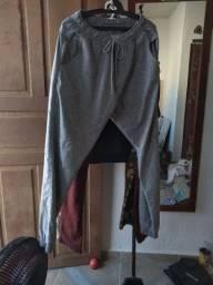 Calças Moletom e Jeans