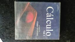 Livro de Cálculo 1, super conservado.