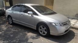 Civic lxs flex automático 2008 * revisado com garantia