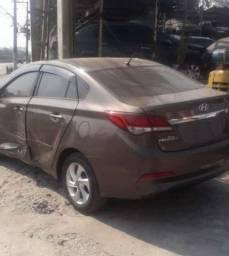 Hyundai Hb20 sedan 2019 para retirada de peças