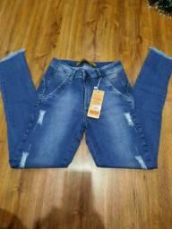 Última peça Calça jeans 3% elastano Tam 38  99,90