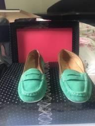 Sapatilha polo wear