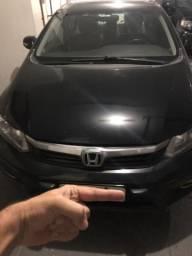 Honda civic EXR - GNV - 2014