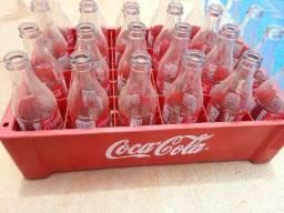 Engradado de Coca Cola Ks Para 24 Garrafas