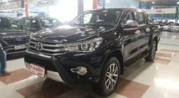 Toyota Hilux RSX Entrada de R$15.000 - 2017