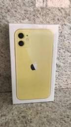 "IPhone 11 64GB ""Lacrado"" Nacional + N.F"