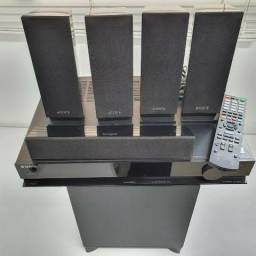 Receiver Sony Str Ks370 Home Theater C/ Blue Ray Sony