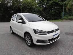 VW Fox Trend MDC Mecanico Kit Gas Completo Bancos Couro Revisado Mutimidia Udono - 2017