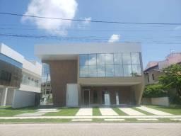 Mansão  no Alphaville Fortaleza, 4 sites + gabinete Porto das dunas