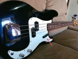 Thumbrest para Contra Baixo Jazz Bass / Precision Bass - Vintage