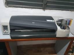 Impressora Plotter HP DesignJet 111, 24 polegadas com rolo