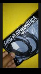 Cabo USB 2.0-1,80M