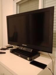 TV Hbuster 32 com defeito