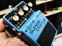 Super Chorus CH-1 BOSS , usado funcionando perfeitamente ! !