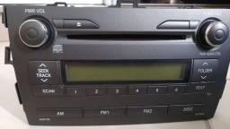 Rádio Corolla Original