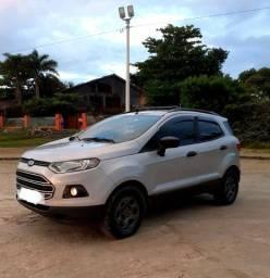 Ford EcoSport 2014 c/ GNV bancos em couro