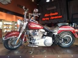 Harley-Davidson Heritage Softail Classic Vermelho 2008/2008