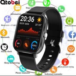 Smart Watch Novo, queima de Estoque, Barato, não perca, é o Ultimo