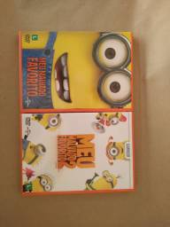 DVD'S Meu Malvado Favorito I e II