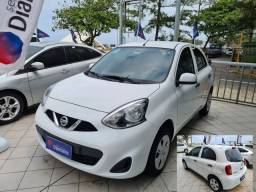 Nissan March s 1.0 Flex 2019