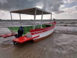Barco de pesca esporte recreio