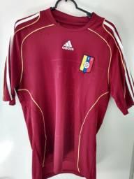 Camisa Venezuela 2008 - Adidas
