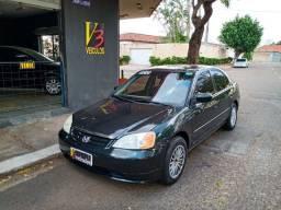 Civic LX 1.7 automático preço p/ repasse