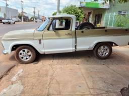 Vendo D10 a diesel ano 1981/1981