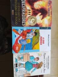 Vendo os 3 livros ótimo estado